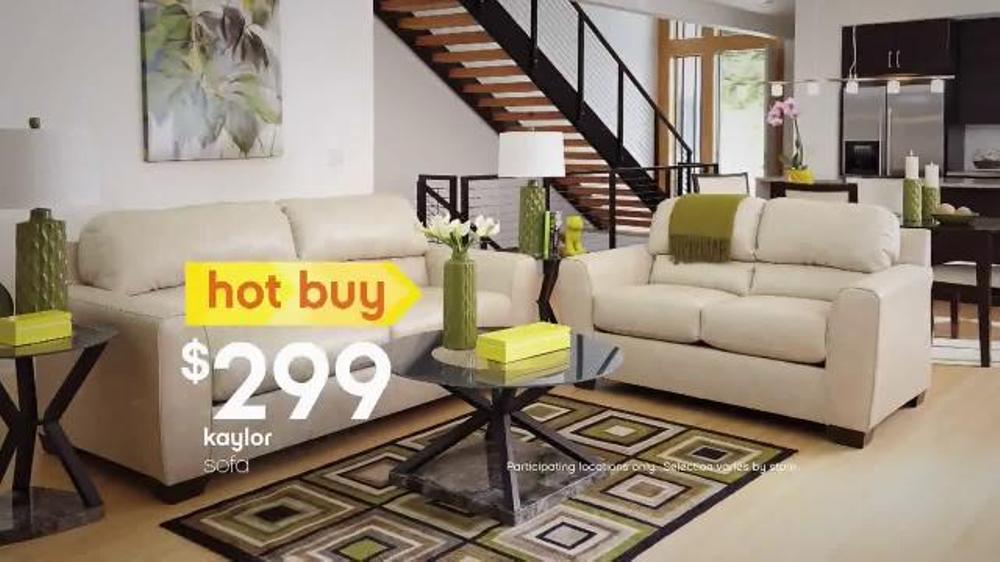 Ashley Furniture Homestore Tv Commercial Summer Hot Buys Ispot Tv