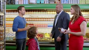 Snapple TV Spot, 'Real Fact' Featuring Stephanie McMahon
