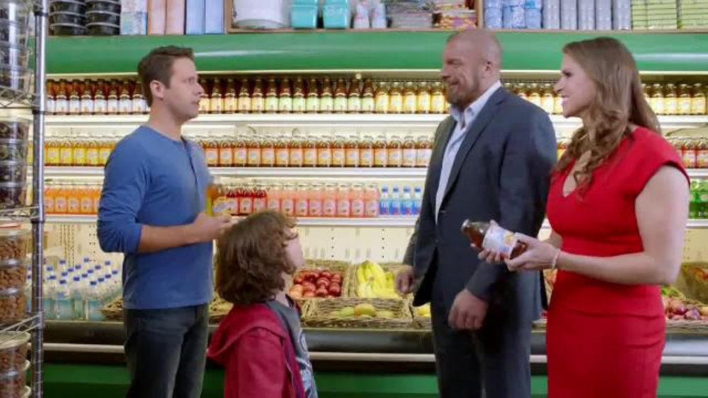 Snapple TV Commercial, 'Real Fact' Featuring Stephanie McMahon