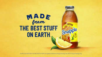 Snapple TV Spot, 'Real Fact' Featuring Stephanie McMahon - Thumbnail 10