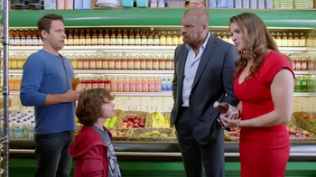 Snapple TV Spot, 'Real Fact' Featuring Stephanie McMahon - Thumbnail 8