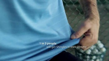 Merck TV Spot, 'Day 18 With Shingles' - Thumbnail 6