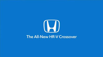 2016 Honda HR-V TV Spot, 'Great Thinking Inside' Song by Sammy Davis Jr. - Thumbnail 10