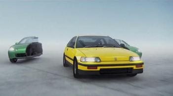 2016 Honda HR-V TV Spot, 'Great Thinking Inside' Song by Sammy Davis Jr. - Thumbnail 2