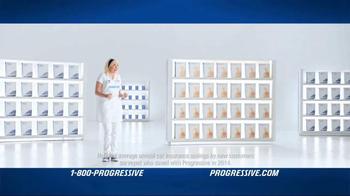 Progressive TV Spot, 'Blondes Have More Fun' - Thumbnail 4
