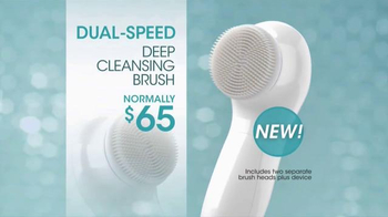 Proactiv Deep Cleansing Brush TV Spot, 'Free' Ft. Sarah Michelle Gellar - 10931 commercial airings