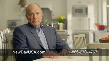 New Day USA 100 Home Loan TV Spot, 'Veteran Home Owners'
