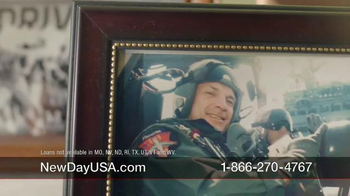 New Day USA 100 Home Loan TV Spot, 'Veteran Home Owners' - Thumbnail 2