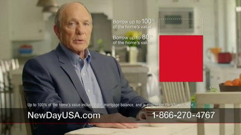 New Day USA 100 Home Loan TV Spot, 'Veteran Home Owners' - Thumbnail 6