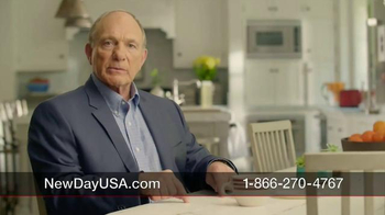 New Day USA 100 Home Loan TV Spot, 'Veteran Home Owners' - Thumbnail 9