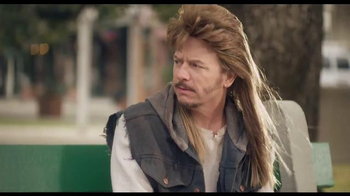 Crackle.com TV Spot, 'Joe Dirt 2: Beautiful Loser'