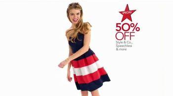 Macy's Super Saturday Sale TV Spot, 'June 2015 Specials'