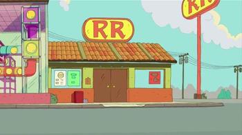 Blamburger App TV Spot, 'Clarence: Super Cool' - Thumbnail 1