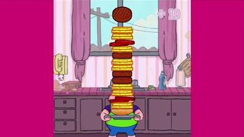 Blamburger App TV Spot, 'Clarence: Super Cool' - Thumbnail 5