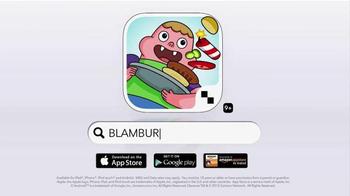 Blamburger App TV Spot, 'Clarence: Super Cool' - Thumbnail 8