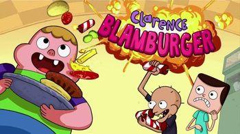 Blamburger App TV Spot, 'Clarence: Super Cool'