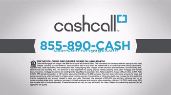 CashCall Mortgage TV Spot, 'Designed to Save' - Thumbnail 6