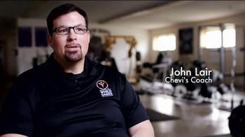 2015 Special Olympics World Games TV Spot, 'Chevi Peters'