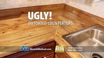 Miracle Method TV Spot, 'New Kitchen Countertops'