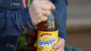 Snapple Lemon Tea TV Spot, 'USA Network' - Thumbnail 1