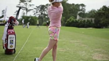 LPGA TV Spot, 'Raising the Bar' Featuring Morgan Pressel, Lydia Ko - Thumbnail 2