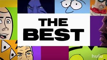 Hulu TV Spot, 'The Best of Adult Swim' - 47 commercial airings