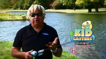 Kid Casters TV Spot, 'Tangle-Free Rod' - 31 commercial airings