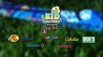 Kid Casters TV Spot, 'Tangle-Free Rod' - Thumbnail 7