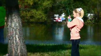 Kid Casters TV Spot, 'Tangle-Free Rod' - Thumbnail 3