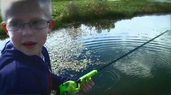 Kid Casters TV Spot, 'Tangle-Free Rod' - Thumbnail 5
