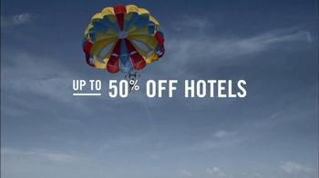 Travelocity TV Spot, 'Epic-er Summer Escapes' - Thumbnail 3