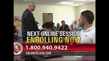 Valor Christian College TV Spot, 'Valor Online'