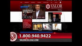 Valor Christian College TV Spot, 'Valor Online' - Thumbnail 10