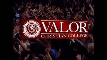 Valor Christian College TV Spot, 'Valor Online' - Thumbnail 3