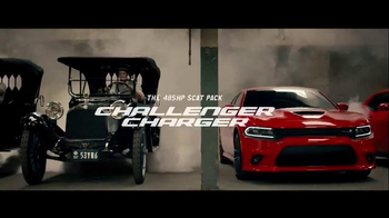 2015 Dodge Charger & Challenger TV Spot, 'Dodge Brothers: Discovery'