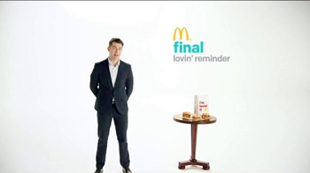 McDonald's Sirloin Third Pounder TV Spot, 'Big Deal' Feat. Max Greenfield - Thumbnail 2