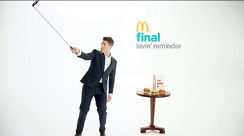 McDonald's Sirloin Third Pounder TV Spot, 'Big Deal' Feat. Max Greenfield - 11 commercial airings