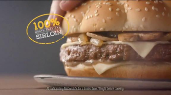 McDonald's Sirloin Third Pounder TV Spot, 'Big Deal' Feat. Max Greenfield - Thumbnail 6