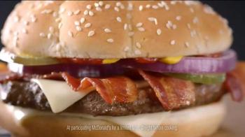 McDonald's Sirloin Third Pounder TV Spot, 'Big Deal' Feat. Max Greenfield - Thumbnail 7