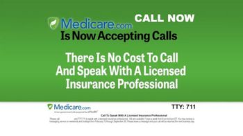 Medicare.com TV Spot, 'Now Accepting Calls'