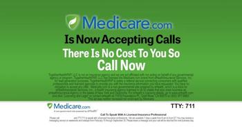 Medicare.com TV Spot, 'Now Accepting Calls' - Thumbnail 6