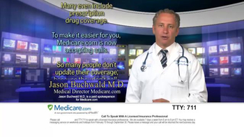 Medicare.com TV Spot, 'Now Accepting Calls' - Thumbnail 4
