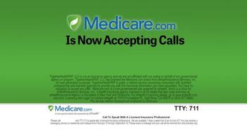 Medicare.com TV Spot, 'Now Accepting Calls' - Thumbnail 5