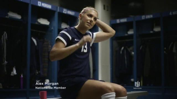 Nationwide Insurance, 'Band Together' TV Spot Featuring Alex Morgan - Thumbnail 2