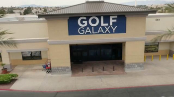 Dick's Sporting Goods Biggest Golf Sale TV Spot, 'Golf Galaxy' - Thumbnail 2