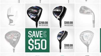 Dick's Sporting Goods Biggest Golf Sale TV Spot, 'Golf Galaxy' - Thumbnail 3