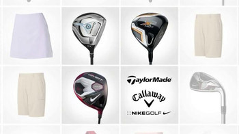 Dick's Sporting Goods Biggest Golf Sale TV Spot, 'Golf Galaxy' - Thumbnail 5