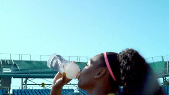 Gatorade TV Spot, 'Keep Sweating' Featuring Serena Williams, J.J. Watt