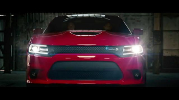 2015 Dodge Charger TV Spot, 'Morse Code' - 614 commercial airings