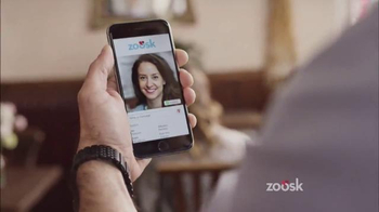 Zoosk TV Spot, 'First Comes Like: Photo Verification'